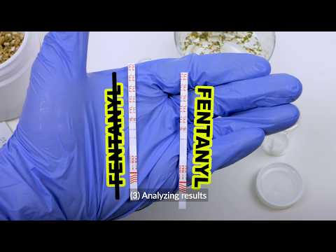 How to use fentanyl test strips? [BASICS]